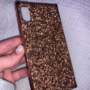 Sparkly phone case